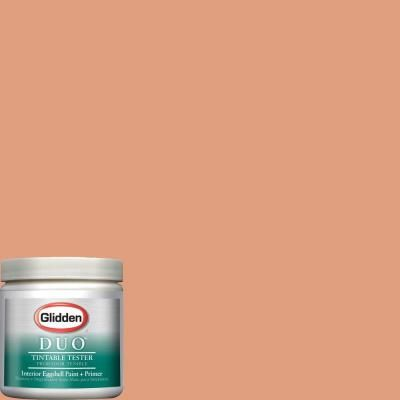 Glidden Duo 8-oz. #msl014 Martha Stewart Living Punch Interior Paint Sample Gld-msl014