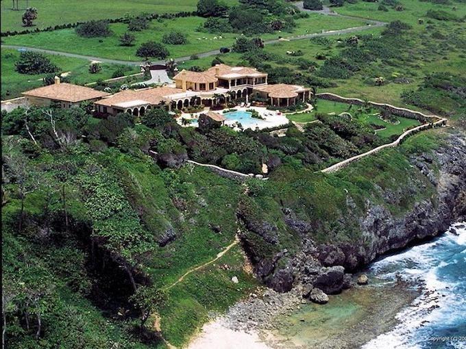 Lujosa Villa Castellamonte en la República Dominicana