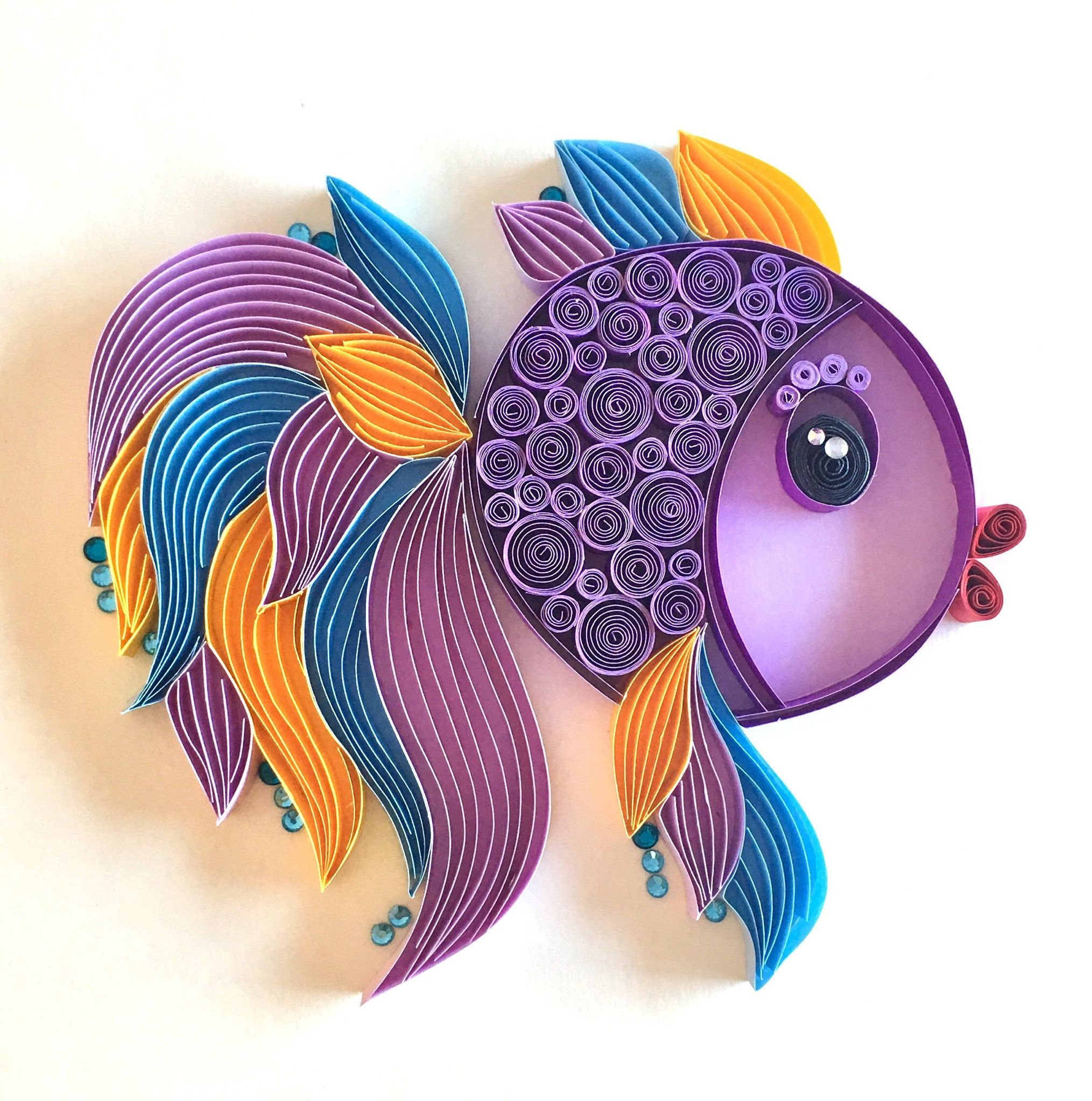 Хомяков, открытка рыбка своими руками