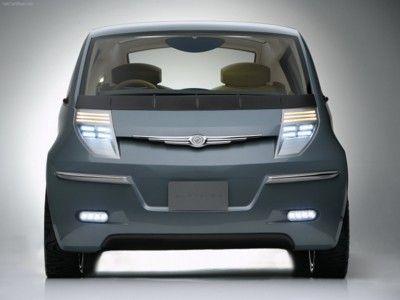 Chrysler Akino Concept 2005 Poster