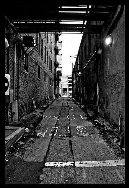 City Alley way