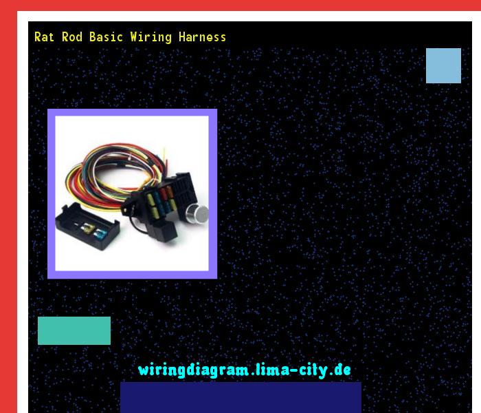 Rat Rod Basic Wiring Harness  Wiring Diagram 174447