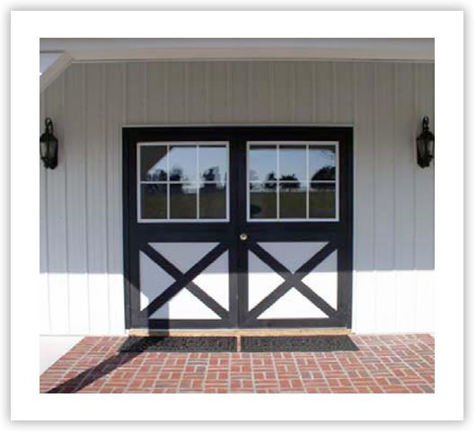 Horse Barns Dutch Door Horse Barn Structural Considerations