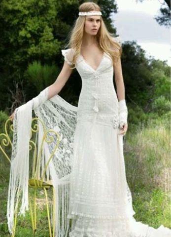 Hippy Elegant Dress