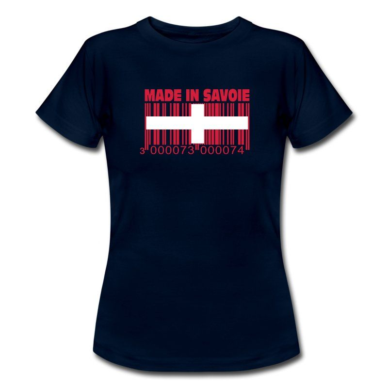 B H amp;c Femme Montagne Ts Esprit Made Shirt 2coulT In Savoie xBoedC