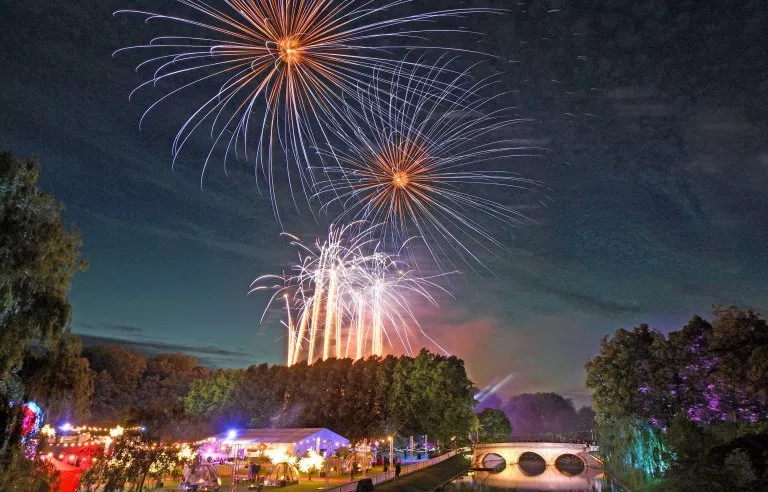 Cambridge Students Celebrate End Of Exams With Fireworks At 345 A Ticket Ball Cambridge Student King S College Cambridge Royal Cambridge