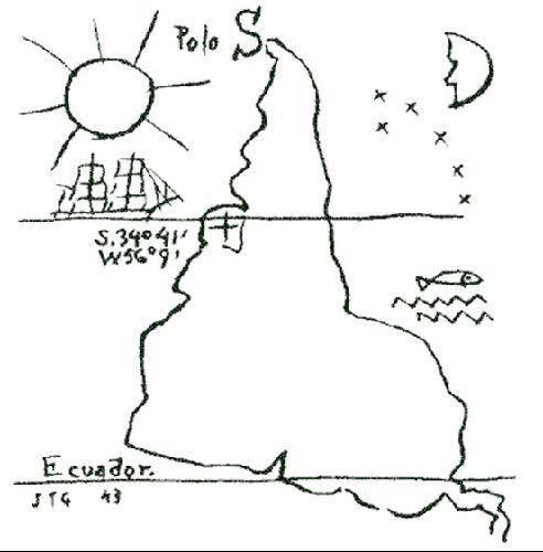 Nuestro norte es el Sur- Joaquín Torres García