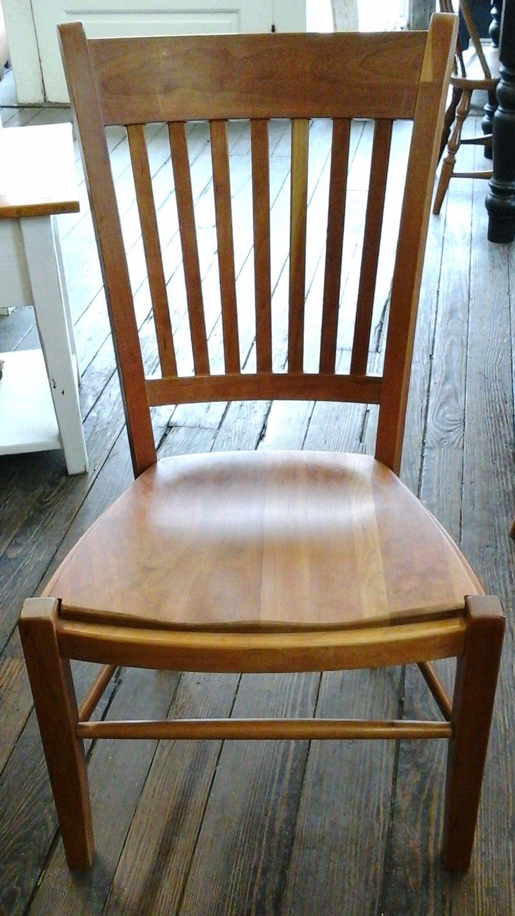 Handmade Hardwood Liberty Chair   Reclaimed Barnwood Furniture, Handmade In  Lancaster County, PA.