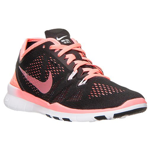 75428c1e0e74 ... Womens Nike Free 5.0 TR Fit 5 Breathe Training Shoes - 718932 003  Finish Line ...