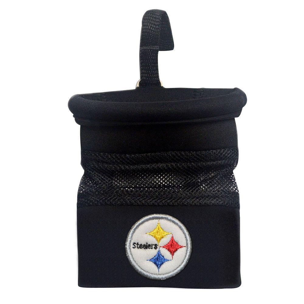 Pittsburgh Steelers NFL Air Vent Car Pocket Organizer