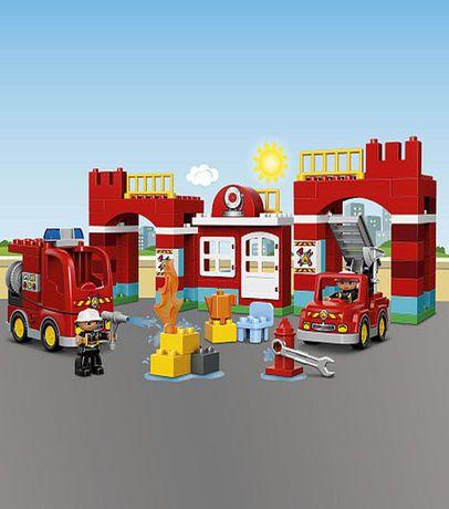 LEGO DUPLO Fire Station 10593   Lego ideas   Pinterest   Lego ...