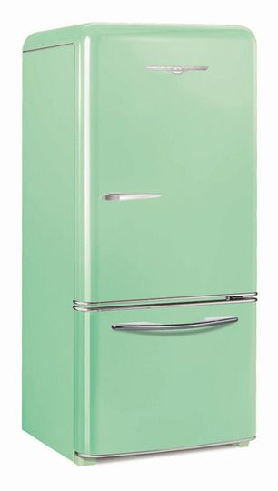 Sources for vintage/retro appliances. I would really like a 50s fridge someday