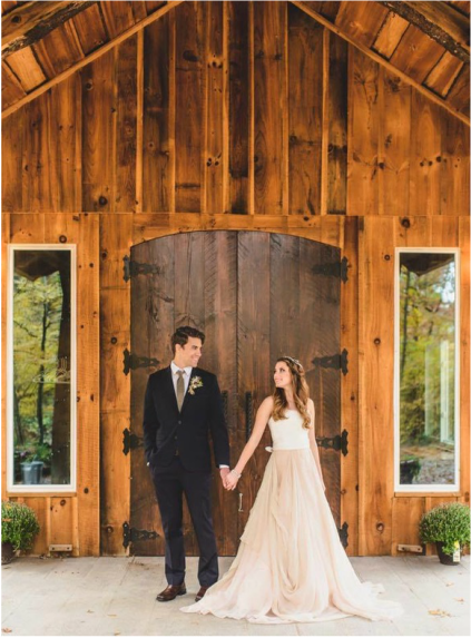 The Grand Barn Wedding Center And Event Venue Is Located On Seventy Five Wooded Acres And Is Ideal For Wed Ohio Wedding Venues Barn Wedding Photos Barn Wedding