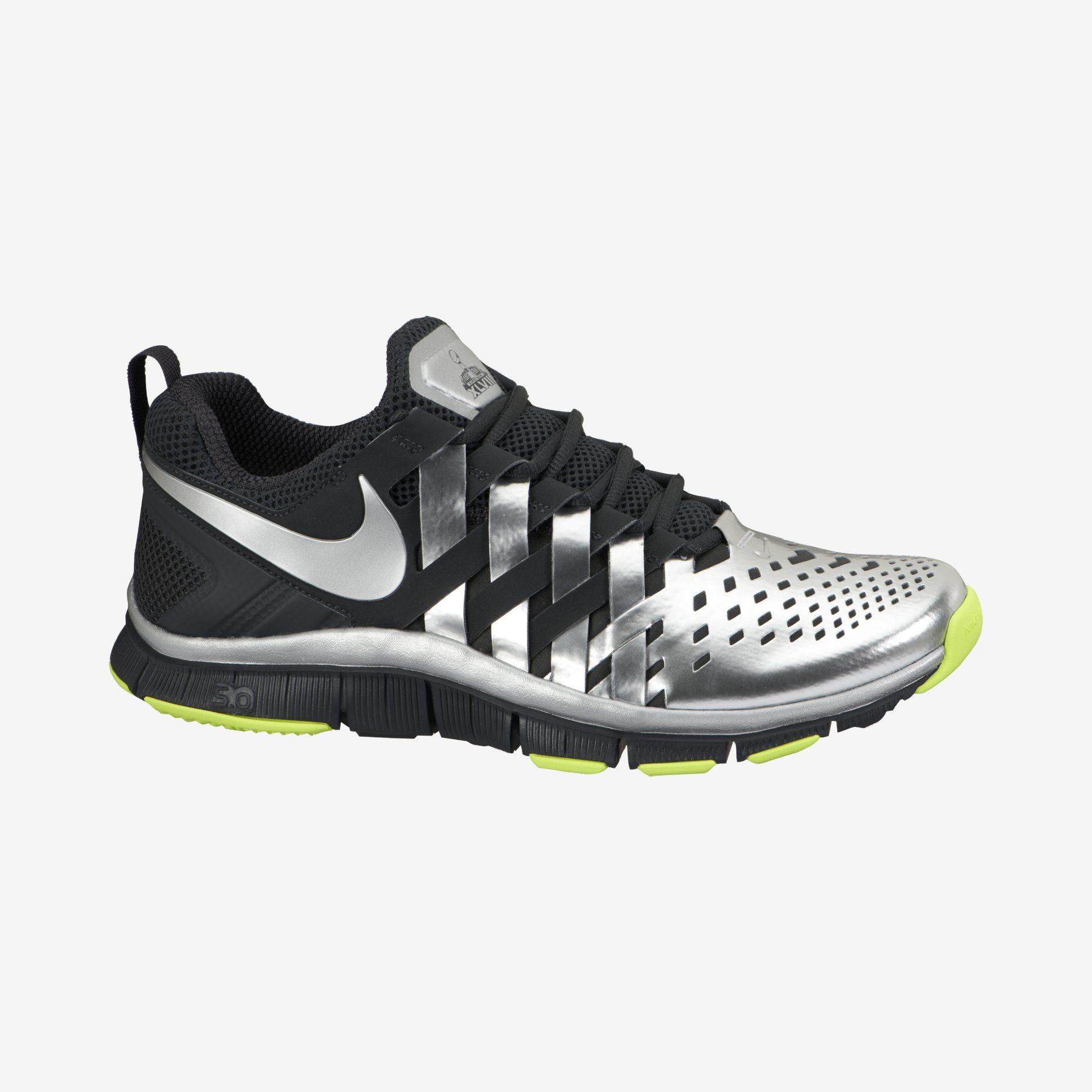 Nike Free Trainer 5.0 (Limited Edition) Men's Training Shoe - Go Seahawks