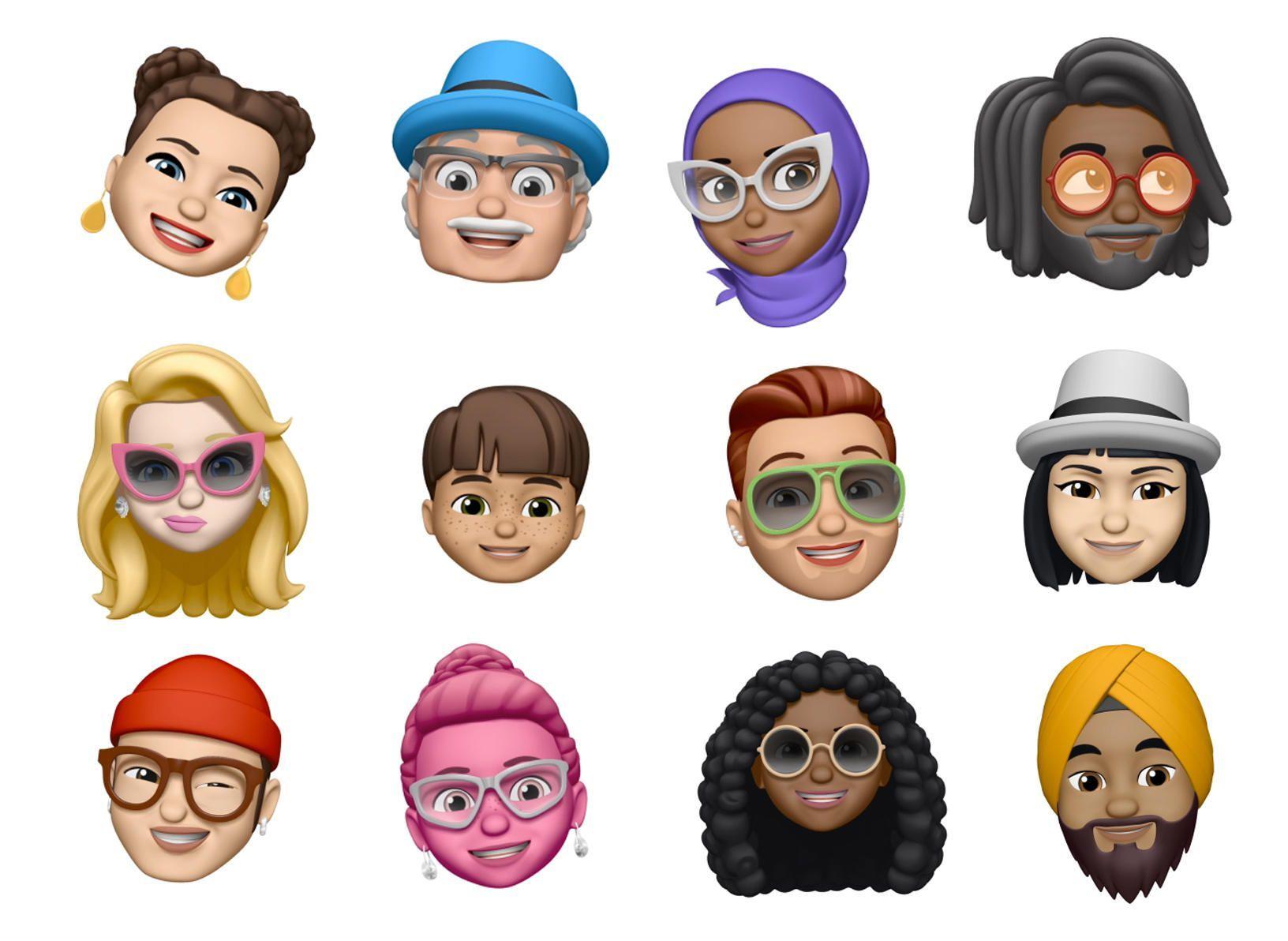 Iphone Vs Galaxy S9 Emoji Showdown New Ios Cartoon Of Yourself Emoji