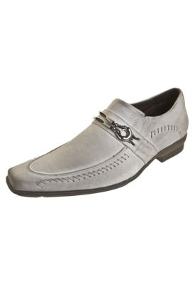 b2816fa50 Sapato Social Ferracini After Cinza | Zapatos para hombre de vestir ...