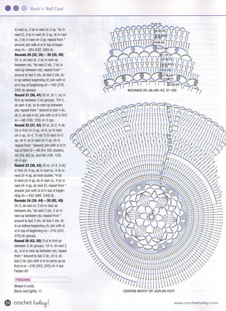 crochet 2012 - 紫苏 - 紫苏的博客   Crochet Doily   Pinterest ...