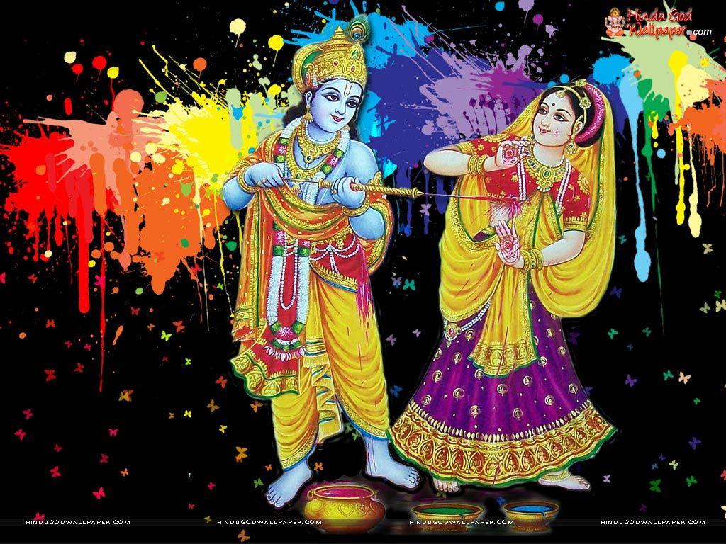 Happy holi radha krishna images - Radha Krishna Wallpapers 76 From Puputupu Gallery