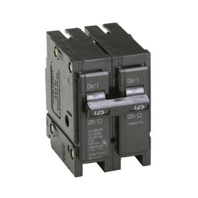 Eaton Br 125 Amp 2 Pole Circuit Breaker Br2125 Circuit Plugs Amp
