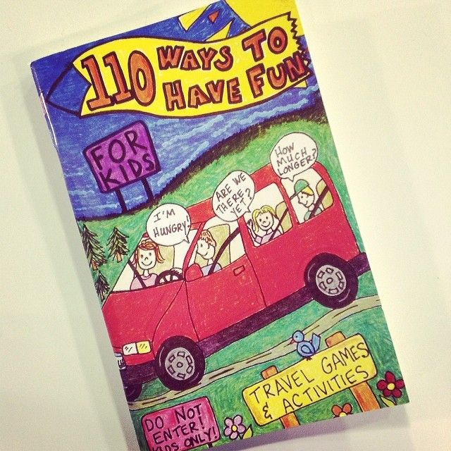 Got a long drive ahead of you? Make it fun for the kids in your RV. This book is full of ways to reintroduce family fun and communication on the road, helping you create meaningful memories long before you reach your destination.