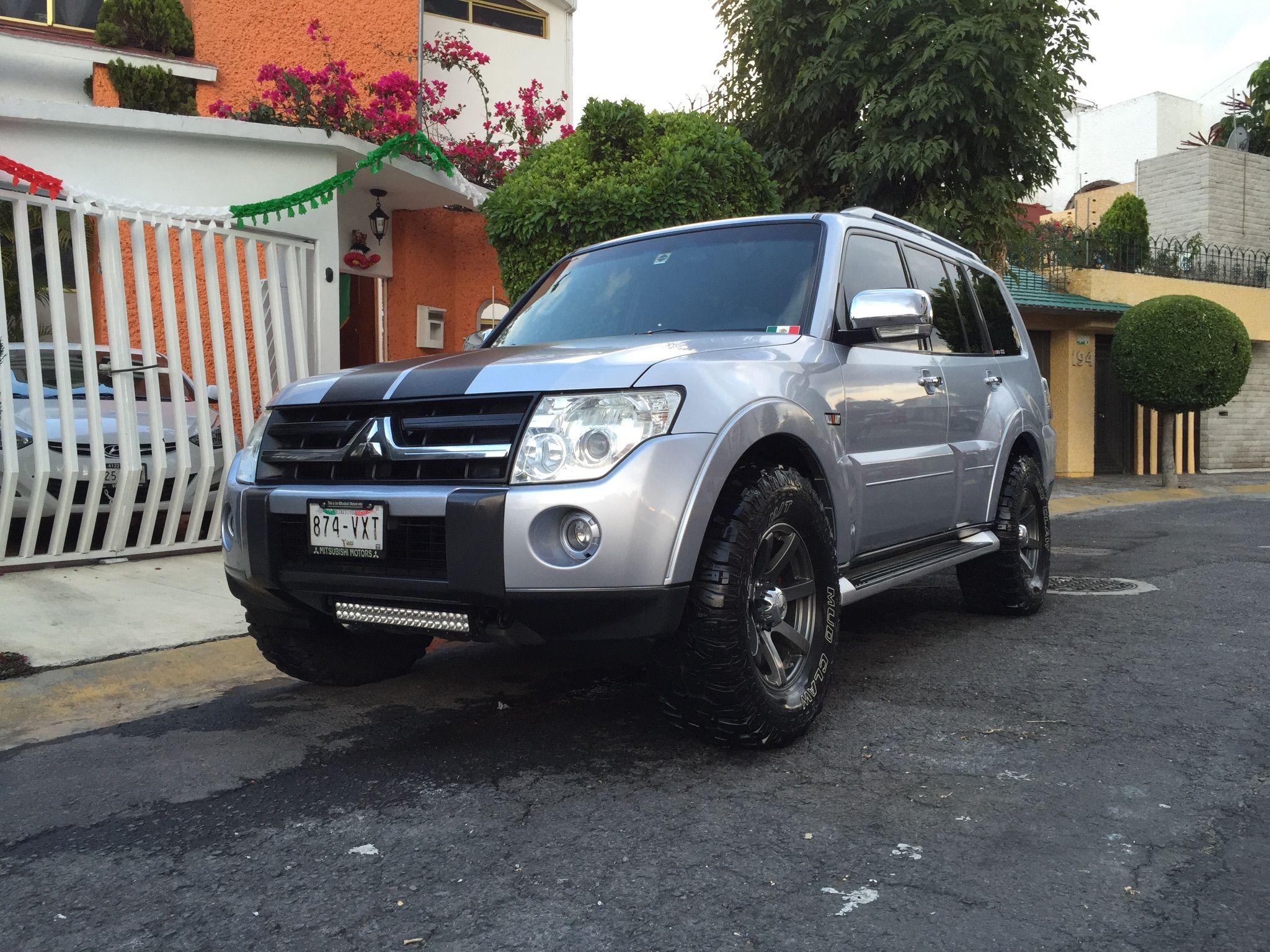 Mitsubishi Montero Limited Vnedorozhnyj Dzhip