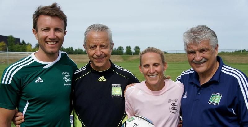 "Kristine Lilly's Ebook ""Girls Soccer: Dream, Believe, Achieve"""