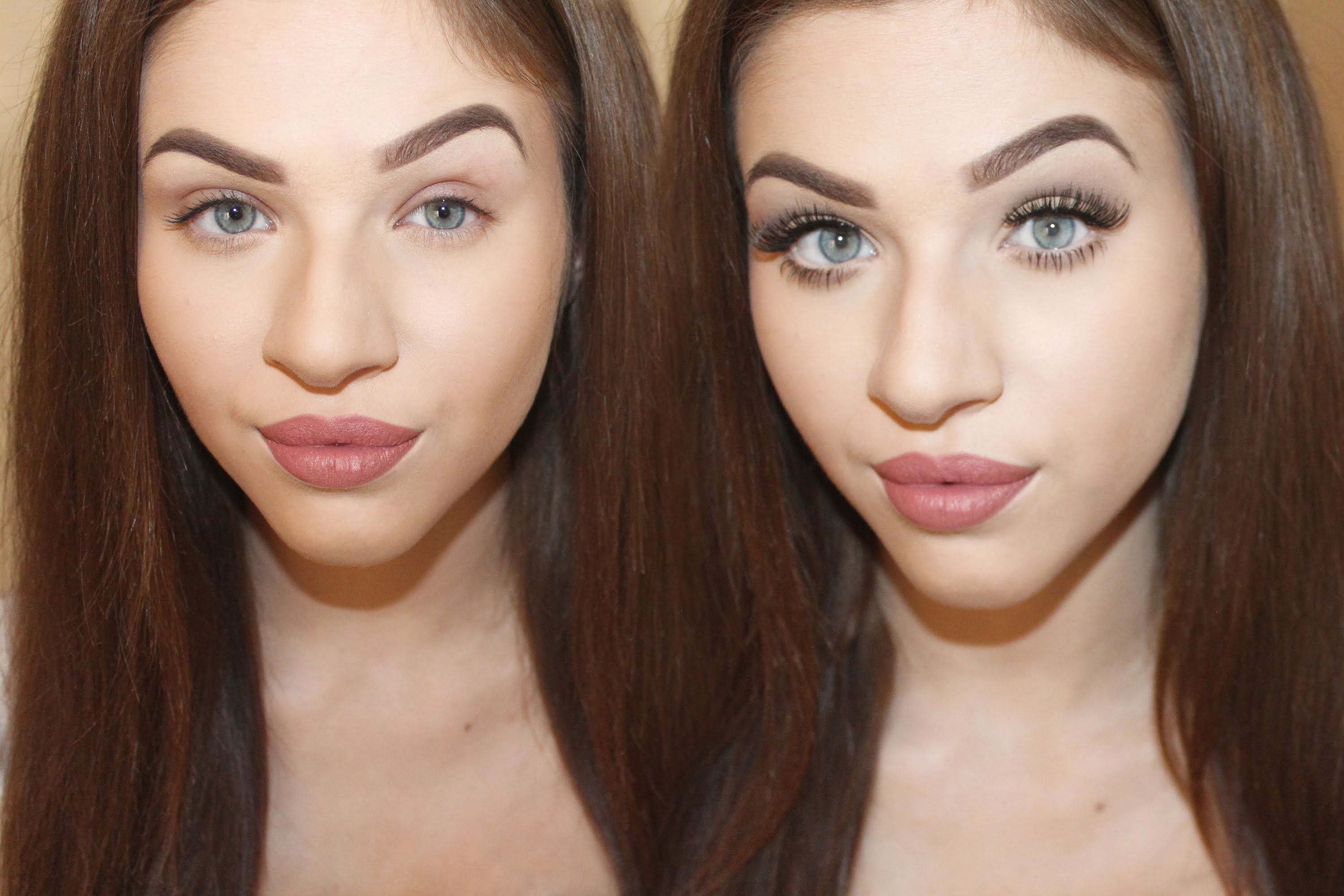 How To Make Your Eyes Look Bigger & Rounder - YouTube  Big eyes