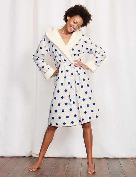Cosy Woven Dressing Gown Women Nightwear Gowns Dresses Clothes For Women