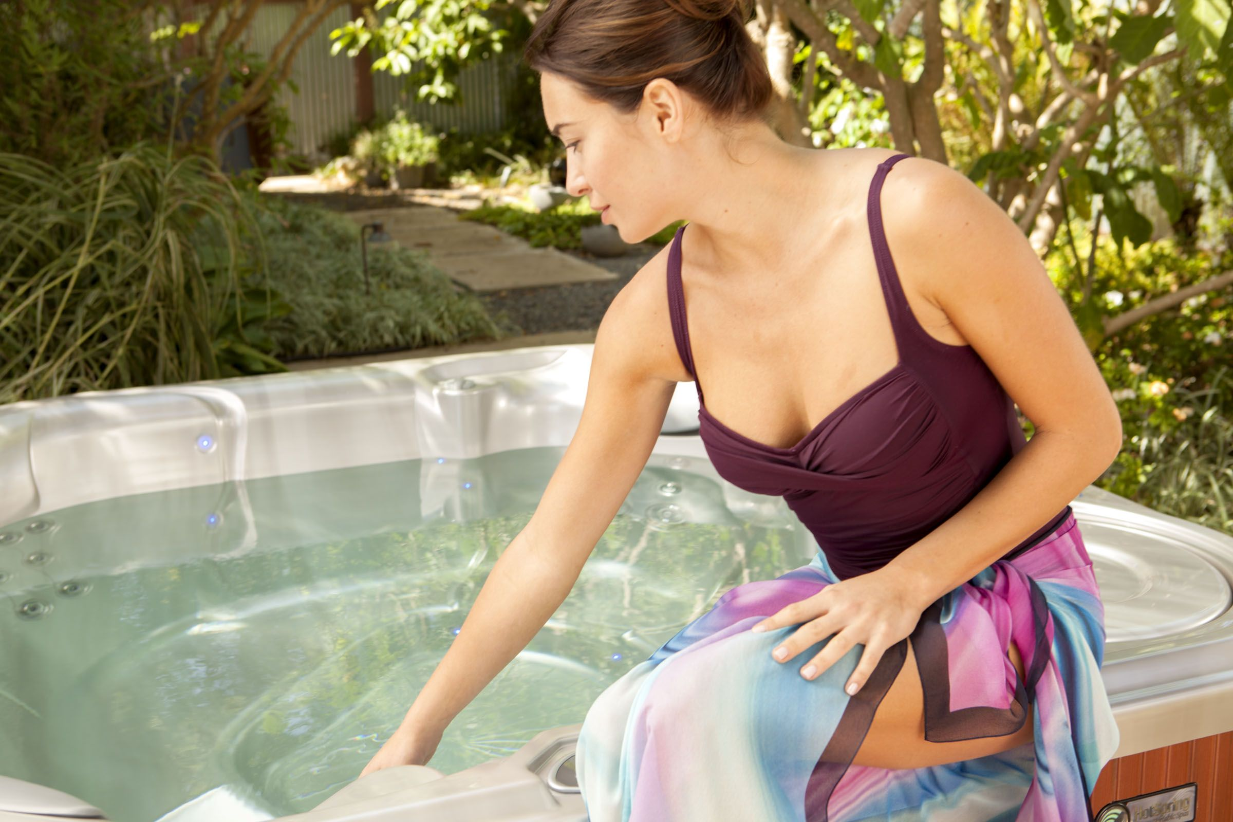 Hot Tub Maintenance Tips Hot Tub Cleaning Spa Care Spring Spa