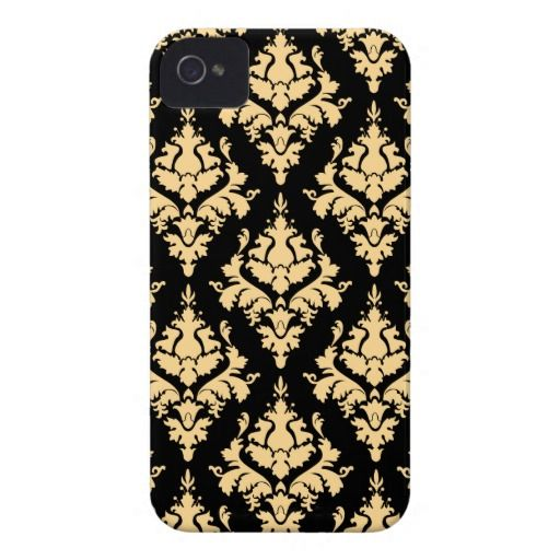 Vintage pattern iPhone 4 cases