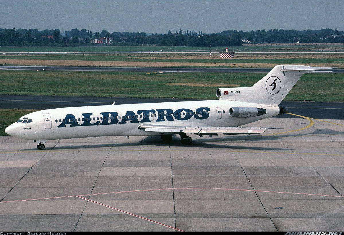 Albatros Airlines Boeing 727230 Boeing 727, Aviation