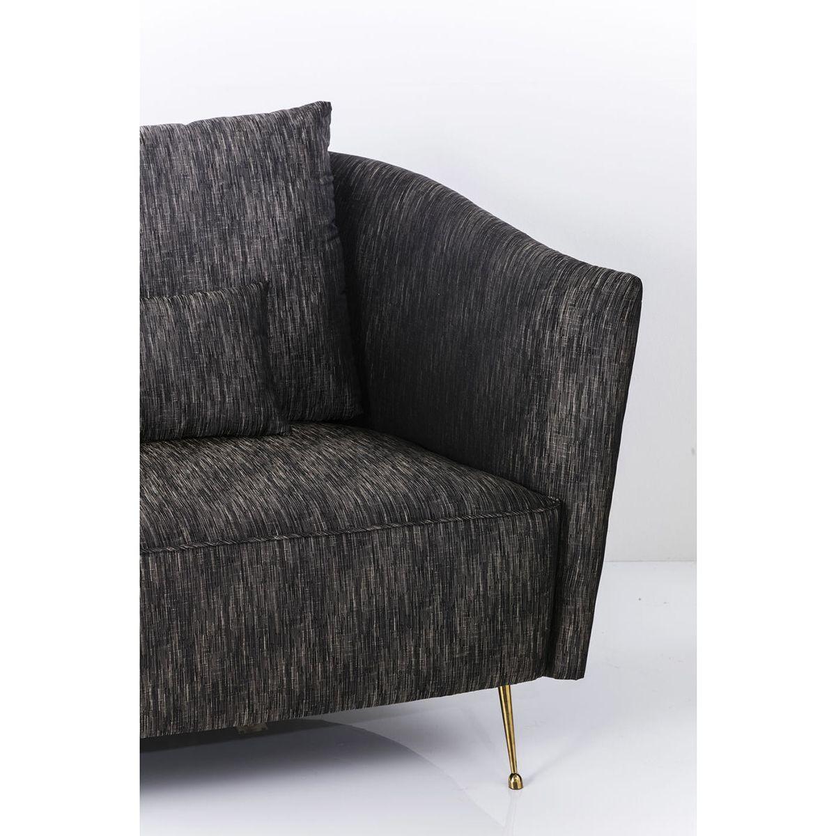 Kare Design Vegas Forever 3 Seater Sofa Sofas Pinterest # Muebles Kibuc Ulla