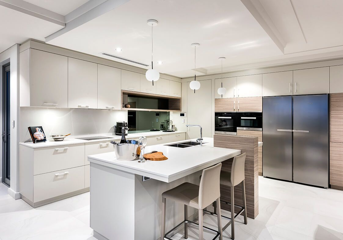 Zorzi Builders | Lighting by Radiant Lighting | Kitchen ideas ...