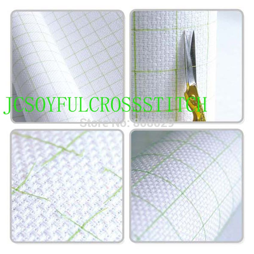 Pre grid fabric | Yarn and Needlecrafts | Canvas fabric, Fabric