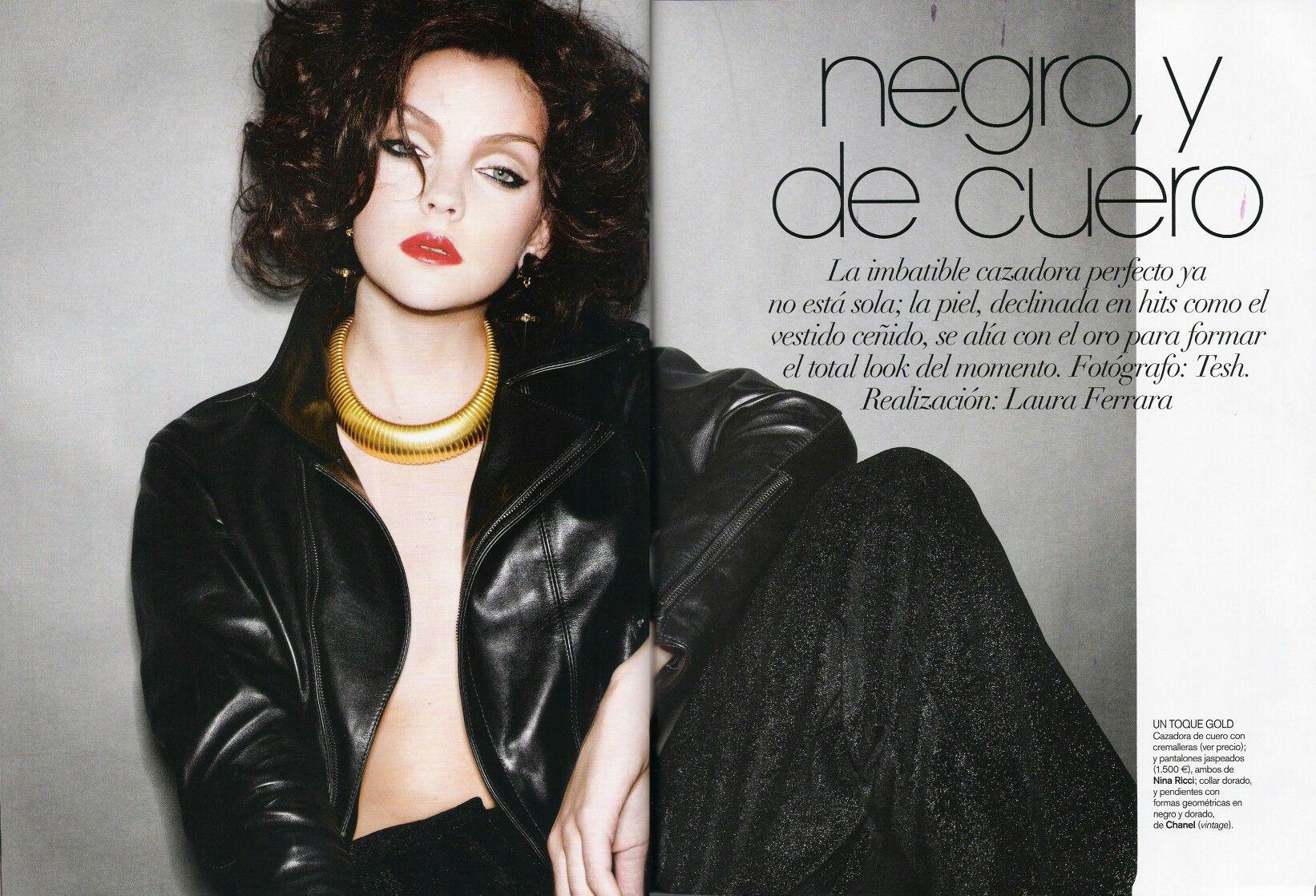Vogue Spain January 2010