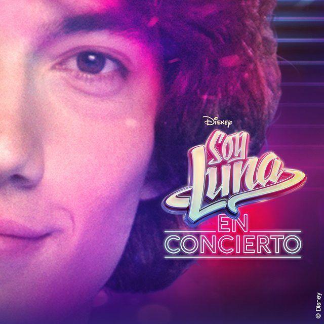 ¡¡Nunca viste a Ramiro tan de cerca! ¿Quieres enterarte de todo sobre #SoyLunaEnConcierto ? -> click en la bio 🎫🌙🎤