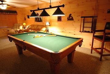 RoomPool Table Air Hockey Foosball Electronic Darts Card Table - Electronic pool table