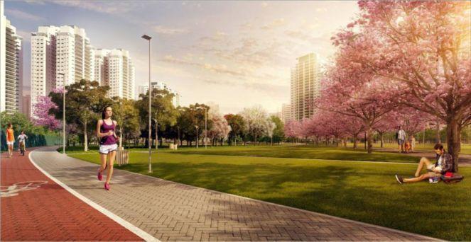 Jardim Das Perdizes - parque 9
