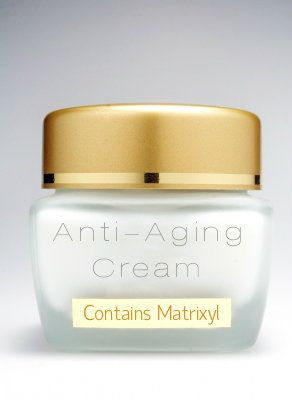 Everything You Need To Know About Matrixyl - one of the main ingredients of ABOUT-TIME anti-aging moisturizer. http://allanpalmerlaboratories.com/buy-about-time/