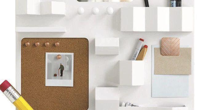 Accessoires bureau design par Made in Design
