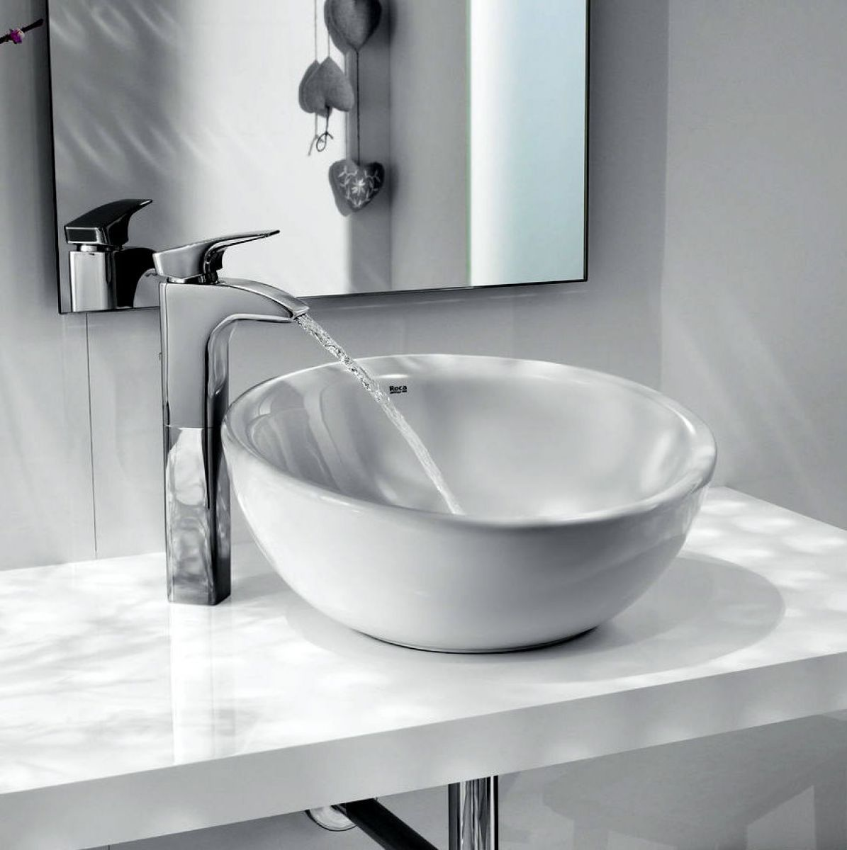 Roca Bol Countertop Basin | Bathroom | Pinterest | Bathroom ...