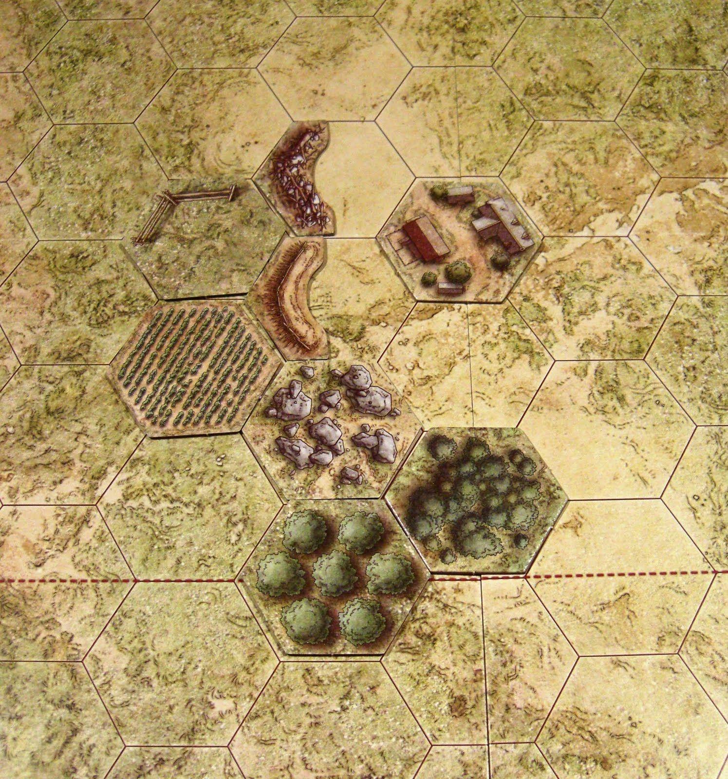 game terrain tile | Hex Terrain Tiles | Terrain | Hex map, Game