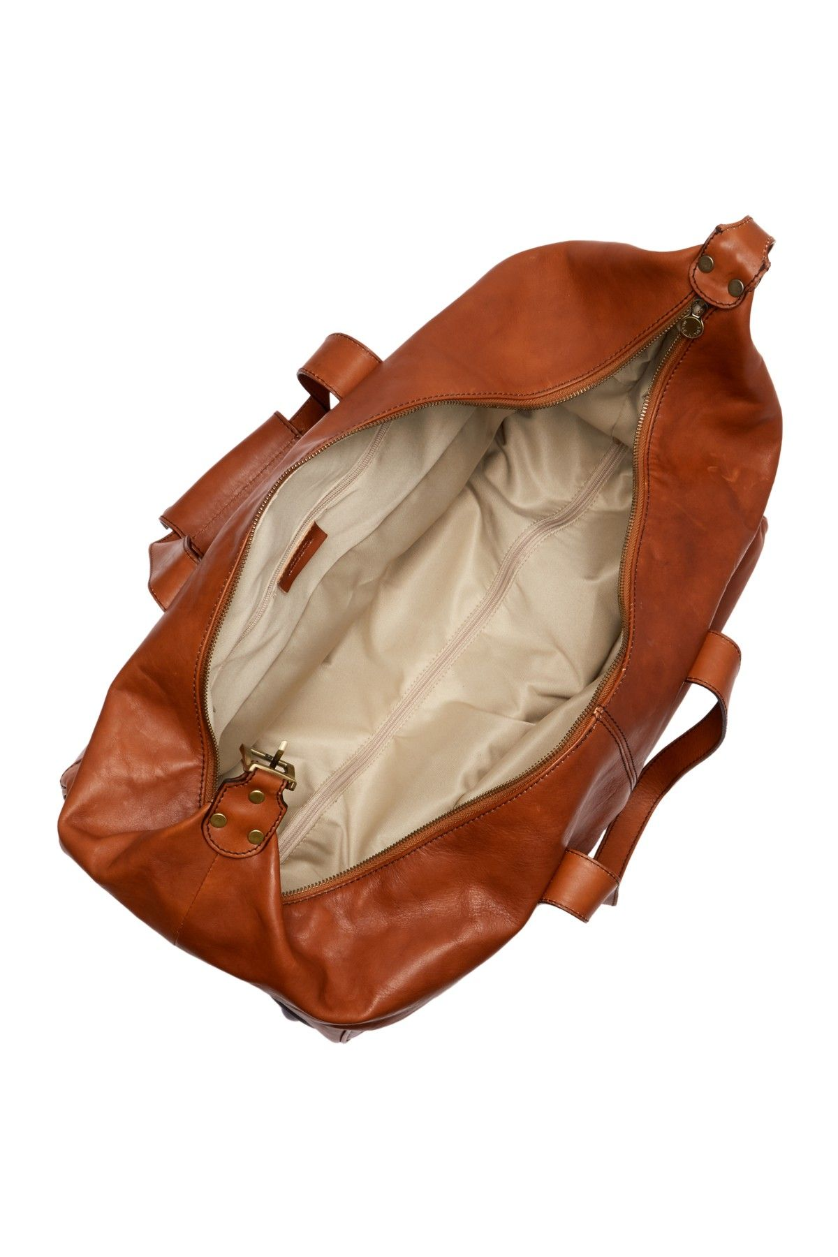 cfba35440c Cosimo Rolling Leather Duffel Bag by Persaman New York on  nordstrom rack