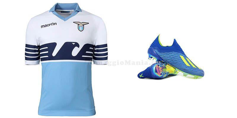 Vinci gratis maglietta della Lazio e scarpe di Luis Alberto