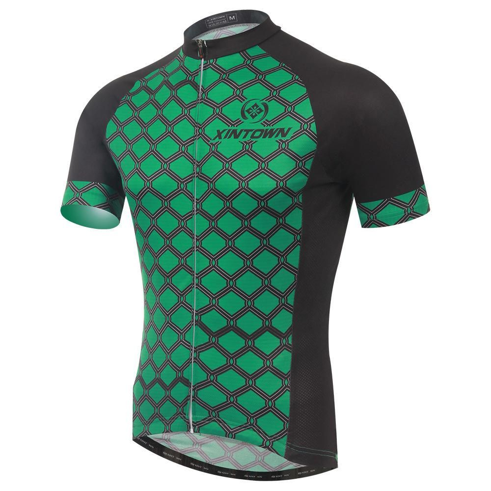 802c110e9 XINTOWN Cycling Jersey 2018 Pro Team Mens MTB Road Bike Jersey Short Sleeve  Breathable Cozy Bicycle DH Jersey Cycling Clothing. Yesterday s price  US   46.32 ...