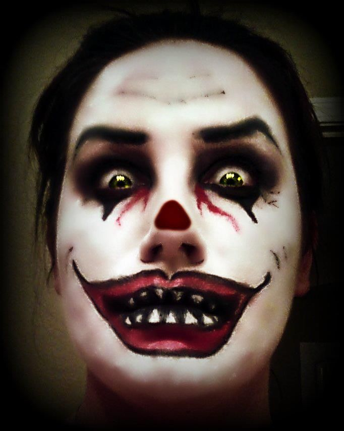 Easy Diy Clown Makeup Halloween Ideas De Maquillaje De Halloween Maquillaje De Halloween Halloween