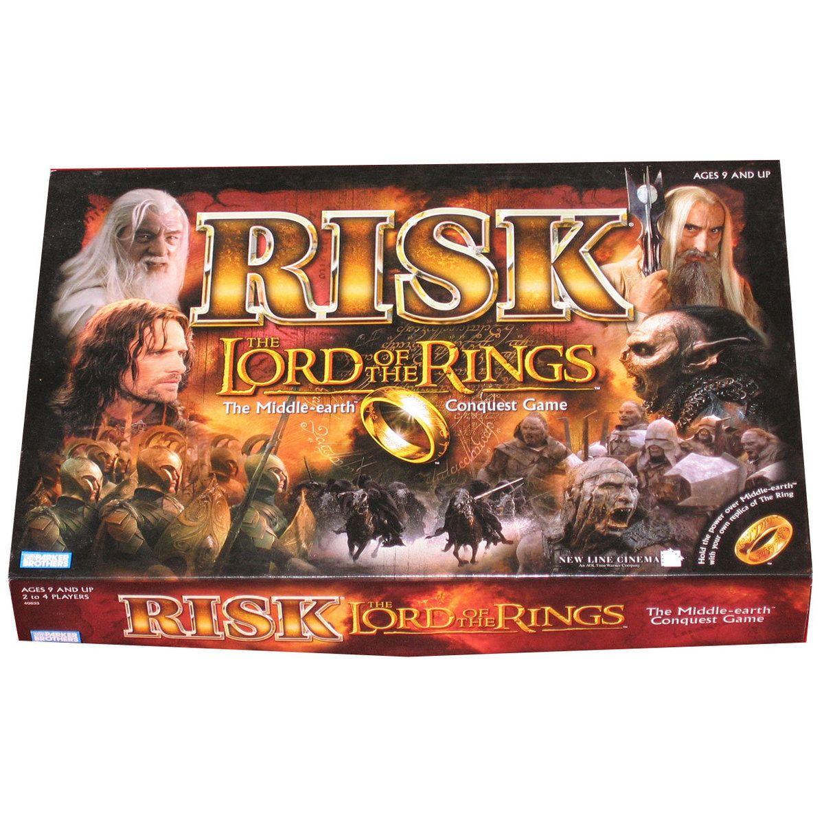 LotR Risk. I think I just found the coolest version of