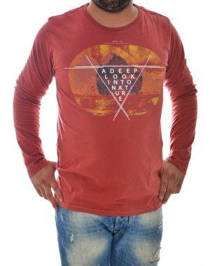 3d3f468754ee Μακρυμάνικες ανδρικές μπλούζες