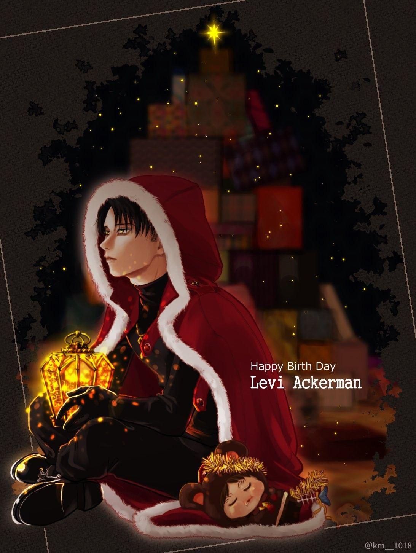 Levi Ackerman   Happy Birthday   Anime, Trai đẹp