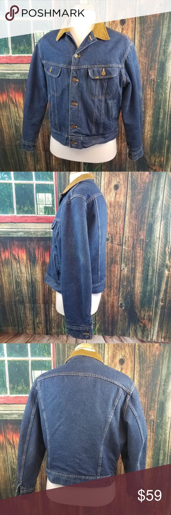 Lee Storm Rider Insulated Denim Jacket Lee Storm Rider Mens Insulated Blue Denim Jean Jacket With 2 Pockets On The Waist Size Lee Jacket Denim Jacket Jackets [ 1740 x 580 Pixel ]